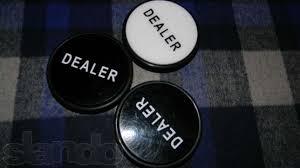 дилер в покере3