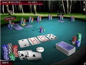 покер 3д-2