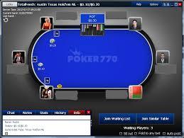покер 7701