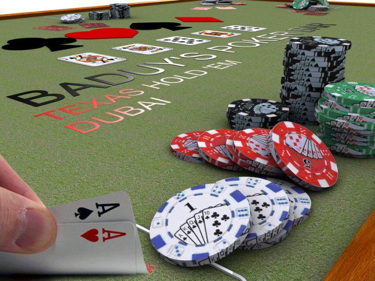 Texas holdem poker online gratis