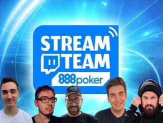 StreamTeam 888poker