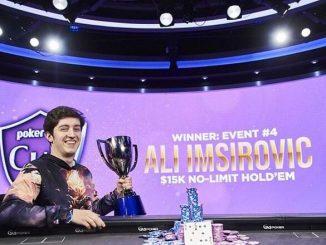 Али Имсирович на PokerGO Cup 2021