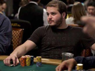 Победитель 19-го турнира WSOP Online 2021 Андрей Держипильский